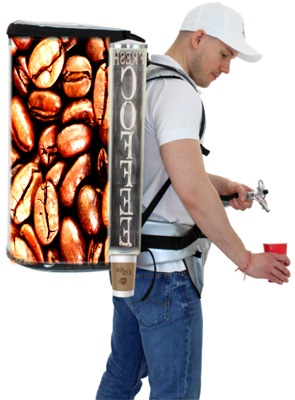 backpack drink system